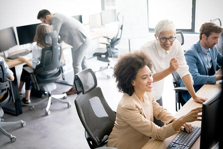 group-of-young-business-people-working