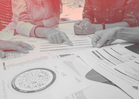 team-discussing-DISC-team-report