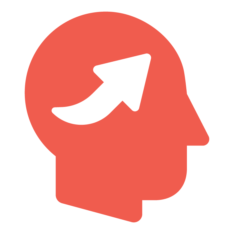 Emotional Intelligence Motivation Icon